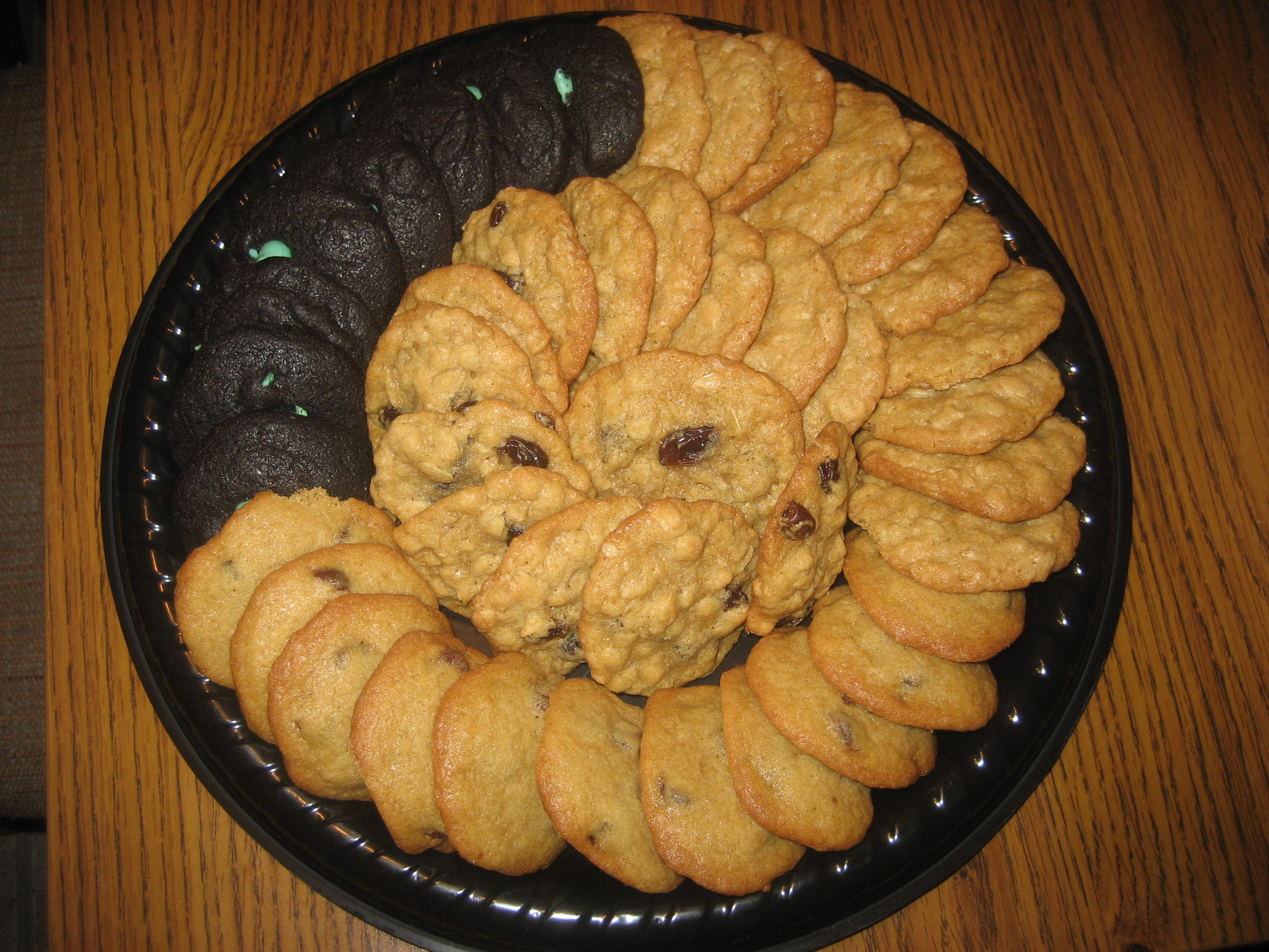 cookie platter prices